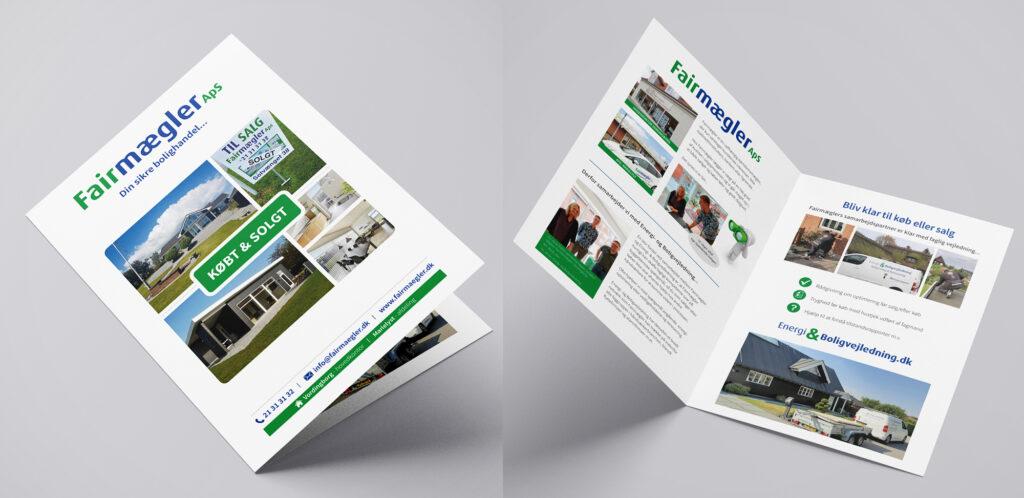 Flyer - design - layout